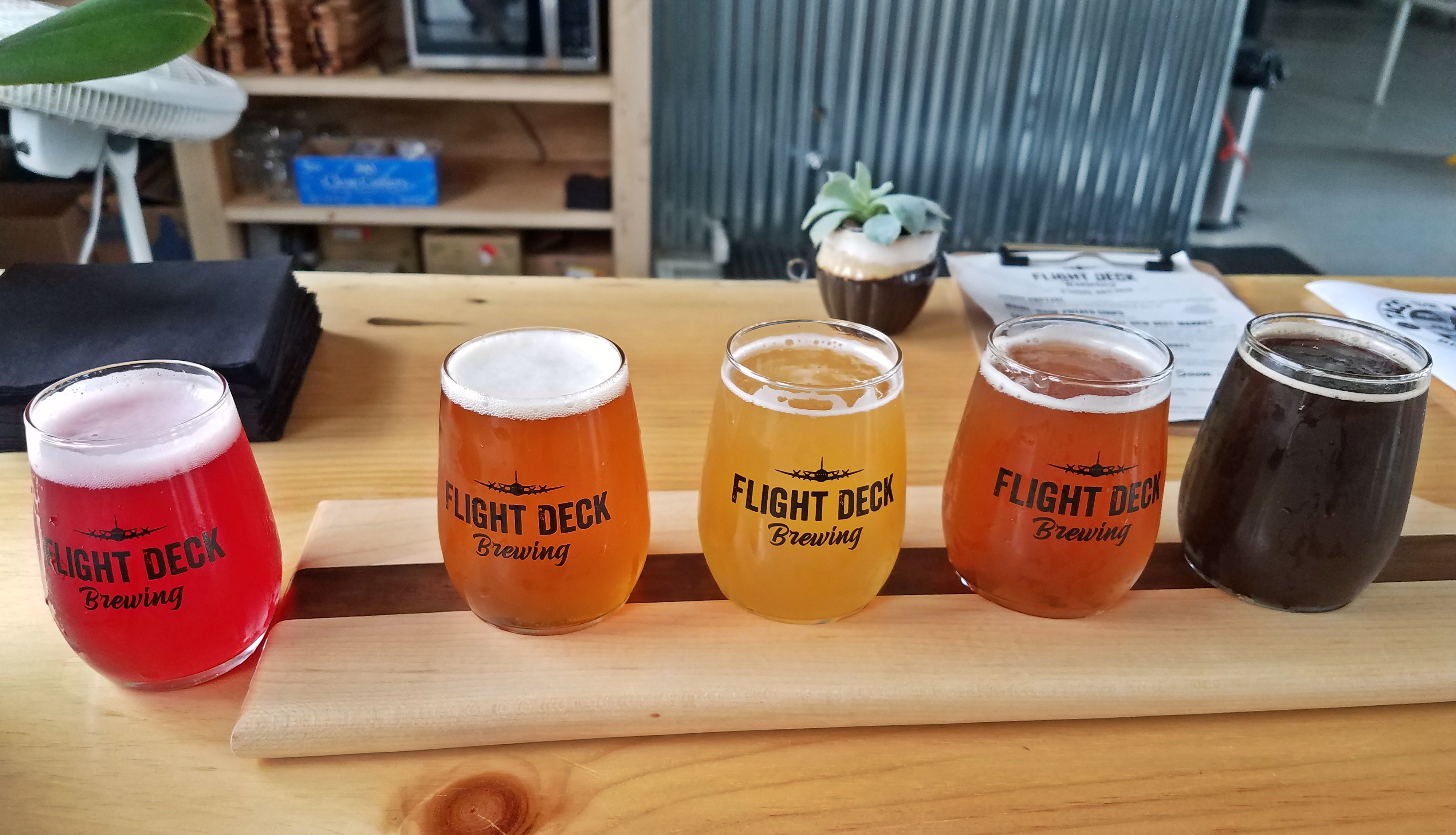 Flight Deck Flight