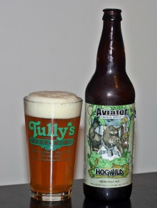 Aviator Brewing Hogwild IPA