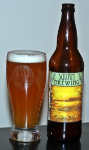 Squam Brewing Golden IPA