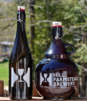 Hill Farmstead Growlers