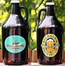 Atlantic Brewing Growler