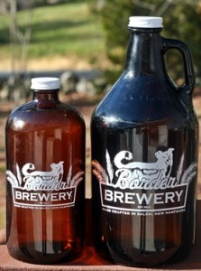 Border Brewery Growlers