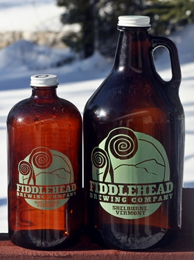 Fiddlehead Growlers