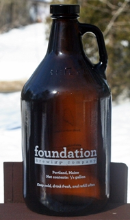 Foundation Brewing Growler