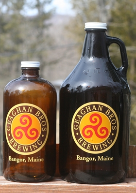 Geaghan Bros Growlers