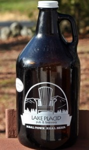 Lake Placid Growler