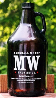 Marshall Wharf Growler