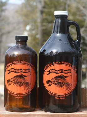 Earth Eagle Growlers