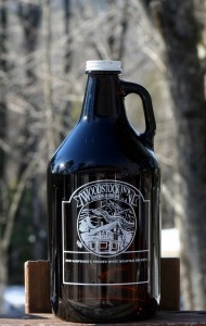 Woodstock Brewing Growler