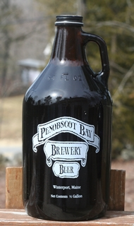Penobsot Bay Growler
