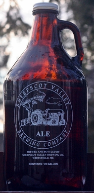 Sheepscot Valley Growler