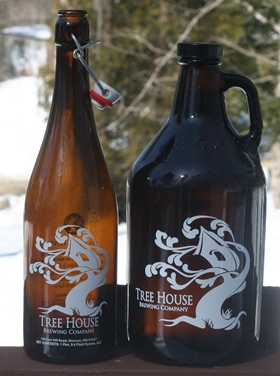 Tree House Growlers