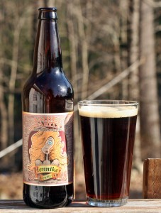 Henniker Brewing Amber Apparition