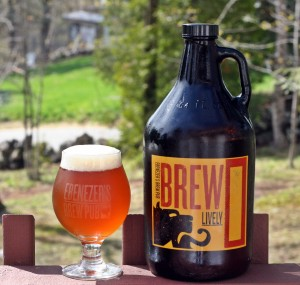 Lively Brewing Mary Jane