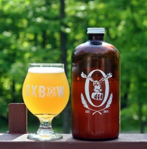 Oxbow Brewing Grizacca