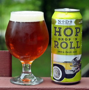NoDa Brewing Hop Drop n Roll