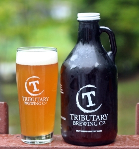 Tributary Brewing Gose