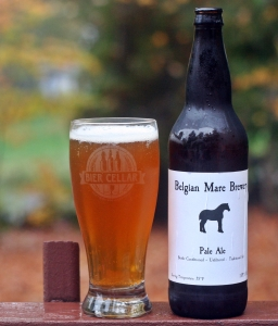 Belgian Mare Brewery Pale Ale