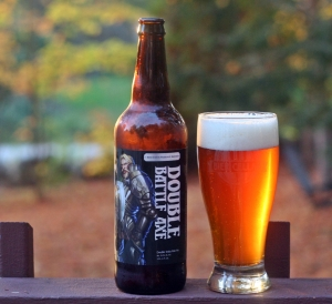 Kelsen Brewing Double Battle Axe
