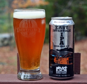 Moat Mountain East Intervale IPA