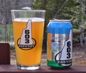 603 Brewery Waterville Wheat