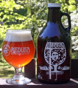Medusa Brewing Laser Cat