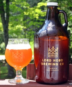 Lord Hobo Brewing Consolation Prize