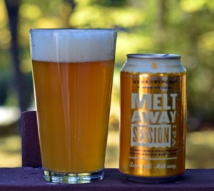 Newburyport Brewing Melt Away Session IPA