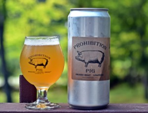 Prohibition Pig Bantam DIPA