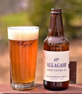 Allagash Sixteen Counties